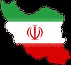 Iran-Flag-Map-300px